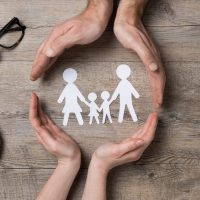 Secure finances for the family